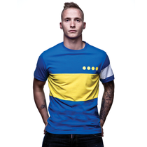Retro Football Shirts - Boca Juniors Capitano T-Shirt - COPA 6576