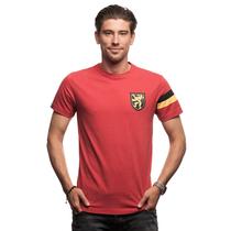 Retro Football Shirts - Belgium Captain T-Shirt - COPA 6588