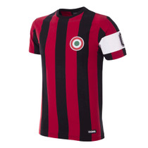 Retro Football Shirts - AC Milan Capitano T-Shirt - COPA 6590