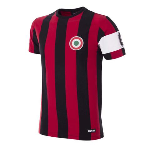 Retro Football Shirts - AC Milan Capitano T-Shirt - COPA 6590