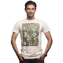 Football Fashion - City of Dreams T-Shirt - White - COPA 6627