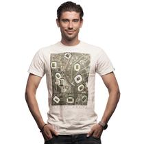 Football Fashion - City of Dreams T-Shirt - White - COPA 6627