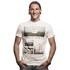 Away Days T-Shirt // White 100% cotton