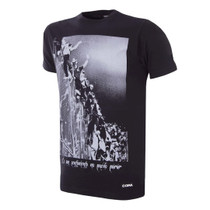 Football Fashion - Barra Brava T-Shirt - Black - COPA 6644