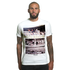 Pitch Invasion T-Shirt // White 100% cotton