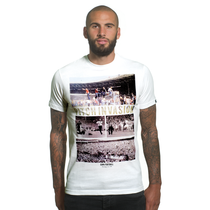 Football Fashion - Pitch Invasion T-Shirt - White - COPA 6648