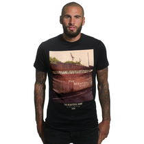 Football Fashion - Beautiful Game T-Shirt - Black - COPA 6649