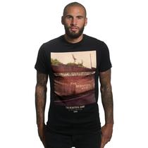Football Fashion - Beautiful Game T-Shirt - Black - COPA 6649