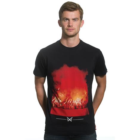 Pyro T-Shirt // Black 100% cotton