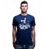 Uruguay 1980 Vintage T-Shirt // Marine Blue 100% cotton