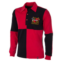 Retro Football Shirts - Sheffield FC Home Jersey 1950's - COPA 758