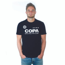 Football Fashion - Basic T-Shirt - Black - COPA 6689