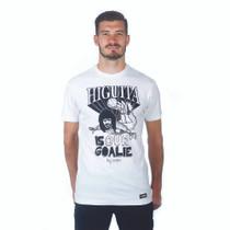 Football Fashion - Higuita Is Our Goalie T-Shirt - White - COPA 6693