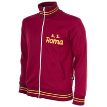 Retro Football Jackets - A.S Roma Tracksuit Top 1974/75 - COPA 880