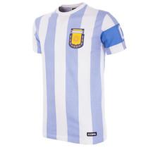 Retro Football Shirts - Argentina Captain T-Shirt - COPA 6850