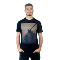 Football Fashion - Hinchas T-Shirt - Black - COPA 6670