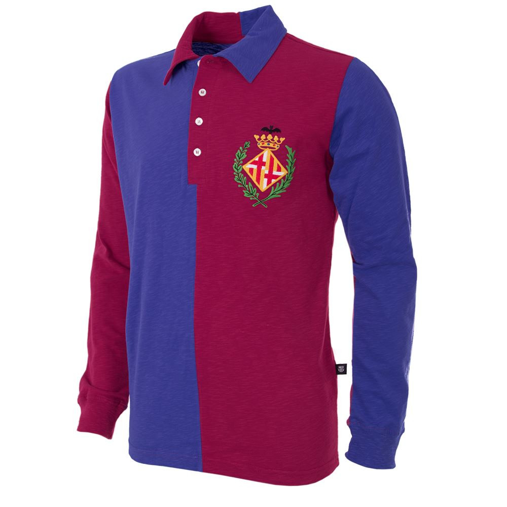 pretty nice 29291 ef12a Barcelona Away Retro Shirt 1974/75