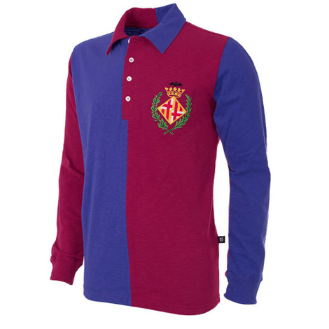 Retro Football Shirts - Barcelona Home Jersey 1899 - COPA 701