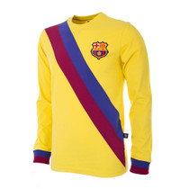 Retro Football Shirts - Barcelona Away Jersey 1974/75 - COPA 704