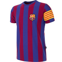 Barcelona Capitano Kids Retro Shirt