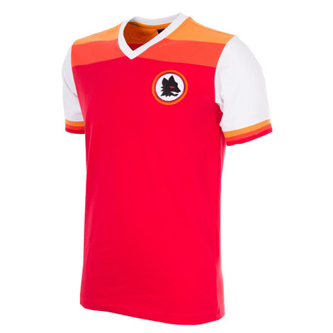 A.S Roma Retro NASL Tour Shirt 1978/79