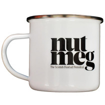 Nutmeg Tin Mug