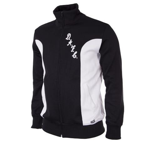 Dunfermline Athletic Retro Tracksuit Jacket 85/86