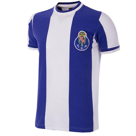 FC Porto Retro Home Shirt 1971/72