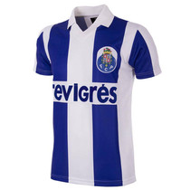 Retro Football Shirts - FC Porto Home Jersey 1986/87 - COPA 127