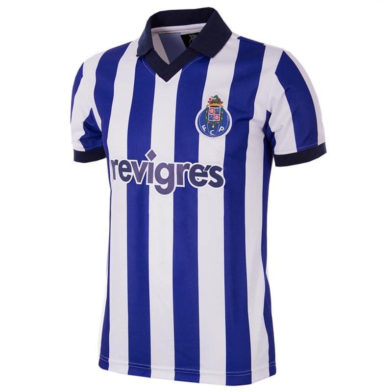c8ebbe7a032 FC Porto Retro Home Shirt 2002