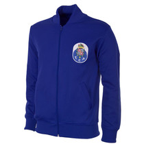 Retro Football Jackets - FC Porto Tracksuit Top 1985/86 - COPA 891