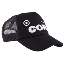 Copa Campioni Trucker Cap (Black)