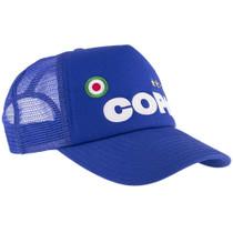 Copa Campioni Trucker Cap (Blue)