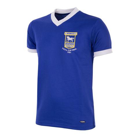 Ipswich Town Retro Home Shirt 1980/81