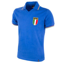 Retro Football Shirts - Italy Home Jersey 1982 - COPA 119