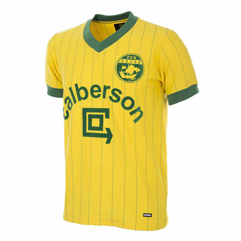 Retro Football Shirts - Nantes Home Jersey 1982/83 - COPA 232
