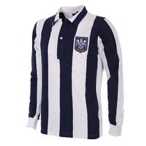 Retro Football Shirts - West Brom Home 53/54 - Navy/White - COPA-140
