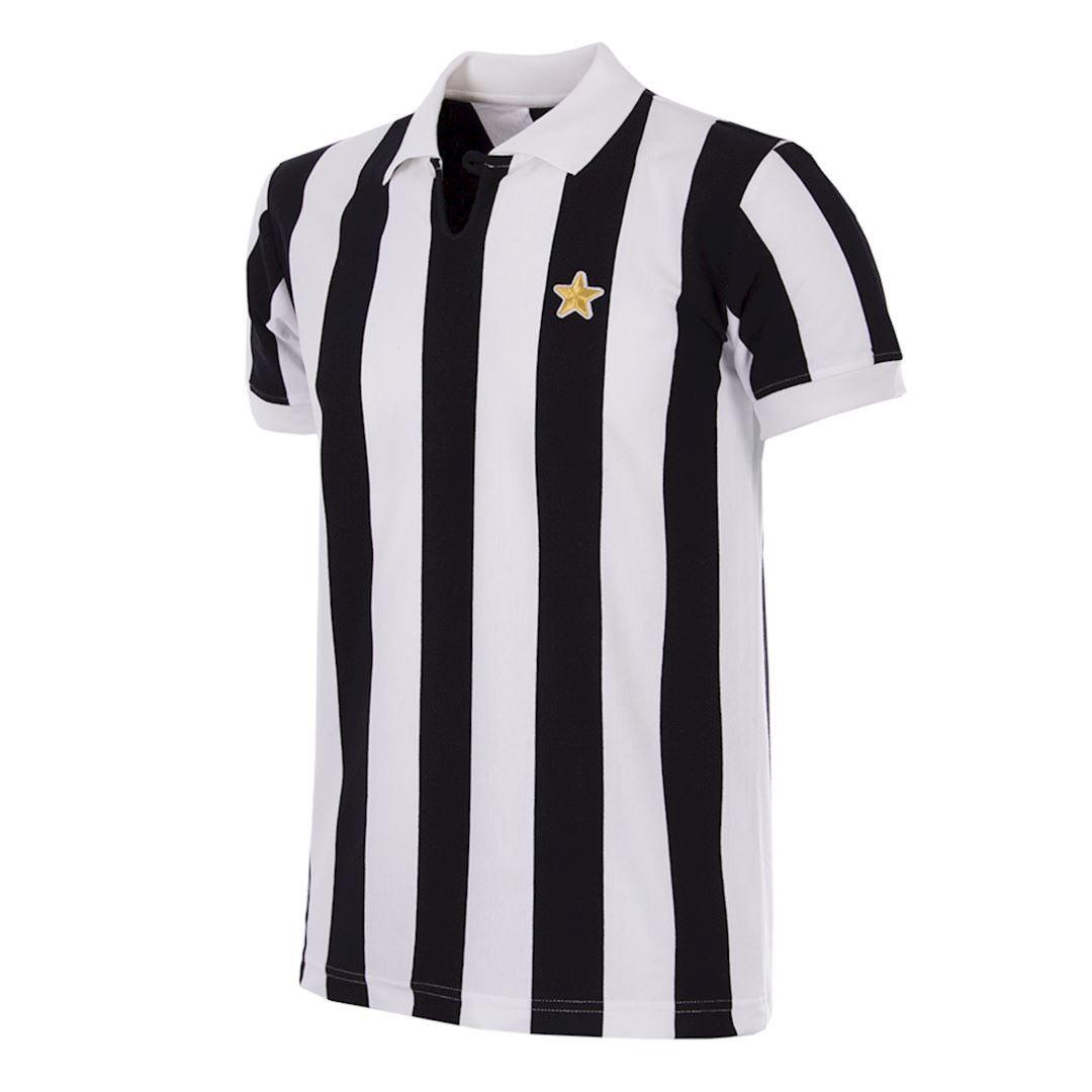 1be05ea55 Retro Football Shirts - Juventus Home 1976 77 - Black White - COPA 145