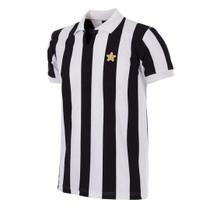 Retro Football Shirts - Juventus Home 1976/77 - Black/White - COPA 145