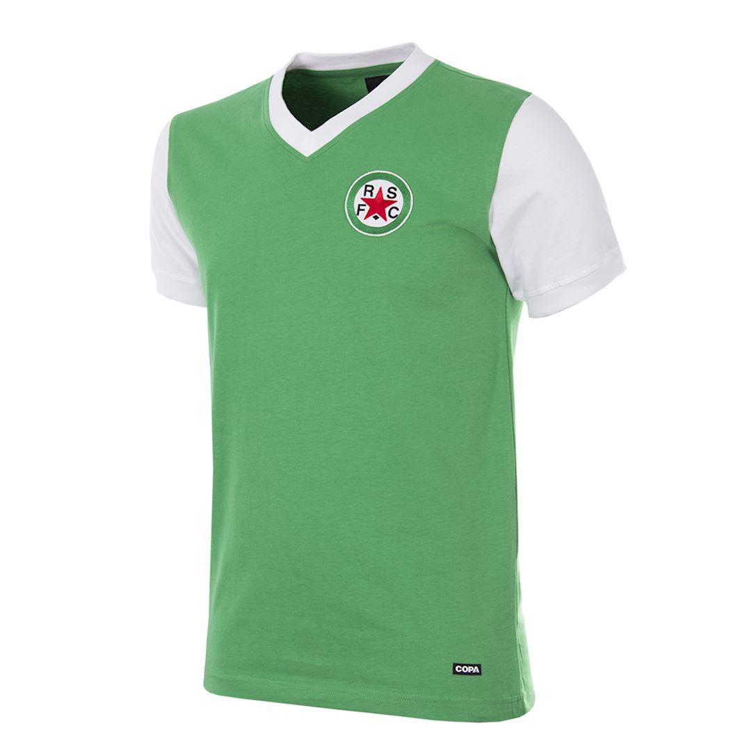 ea3ba52c8bc Retro Football Shirts - Red Star F.C. Home 1970 s - COPA