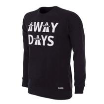 Football Fashion - Away Days Sweatshirt - Black - COPA 6459
