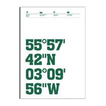 Hibs Stadium Coordinates Print