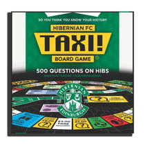 Hibs Taxi Trivia Board Game