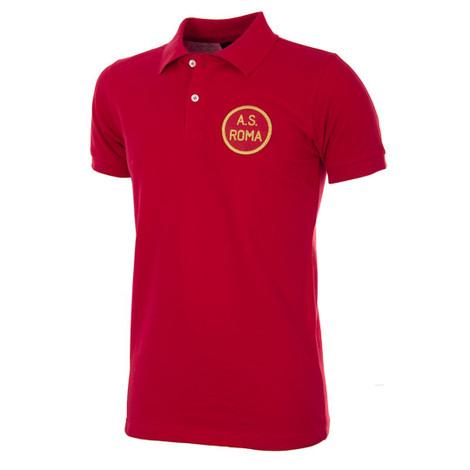 A.S Roma Retro Home Shirt 1961/62