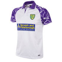 Retro Football Shirts - Norwich City Away 1992/94 - COPA 158