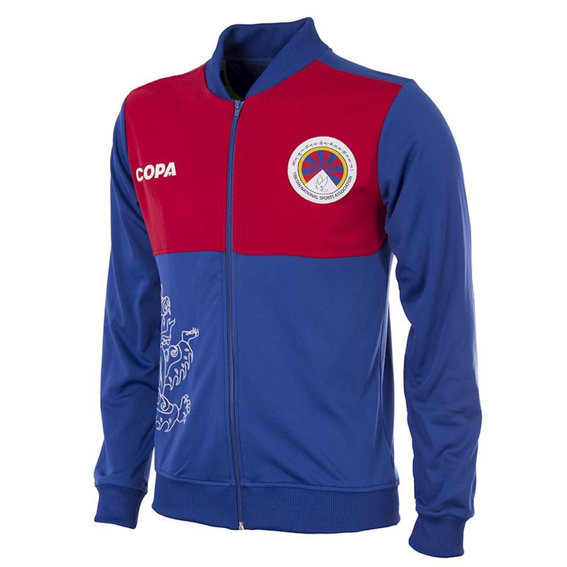 Football Fashion Tibet Tracksuit Jacket 6 Yard Box