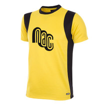 NAC Breda Retro Home Shirt 1981/82