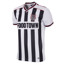 Grimbsy Town Retro Home Shirt 1988/90