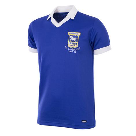 Retro Football Shirts - Ipswich Town Home Jersey 1977/78 - COPA 164