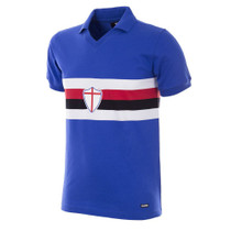 Sampdoria Retro Home Shirt 1981/82